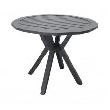 Table A Manger Barac 110 En Aluminium Anthracite