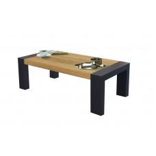 TABLE BASSE M305 fait(e) de 1 module(s) pour une largeur de cm de la collection NEO-3 finition(s) ARTISAN PIEDS AZABACHE